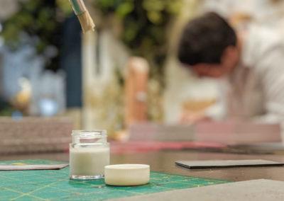 Ateliers de Maroquinerie, Bordeaux - Atelier Luce